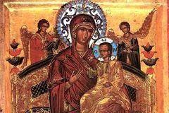 Икона Богородицы «Всецарица»: надежда для больных раком