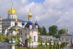 Мой первый день в Почаевской Лавре