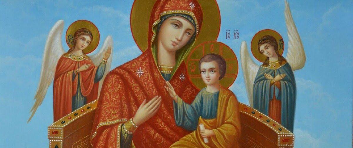 Икона Божьей Матери «Всецарица»: надежда для больных раком