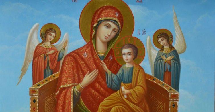 Новоспасский монастырь: адрес, расписание богослужений, икона Всецарица