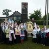 На Кузбассе состоялся ежегодный автомобильный крестный ход в честь Дня шахтера