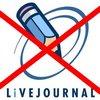 Администрация Livejournal советует православным подставлять другую щеку и быть терпимыми к карикатурам на священников