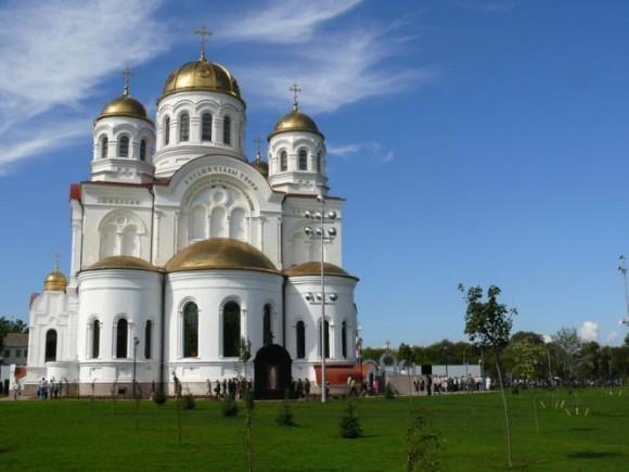 Свято-Николаевский храм в 2009 г. Фото: val-adm.ru
