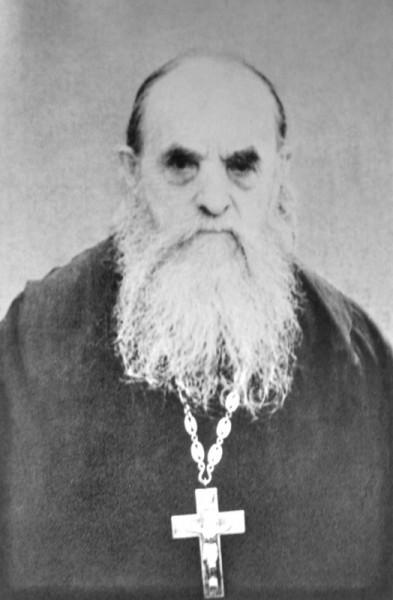 Схиархимандрит Серафим (Романцов)