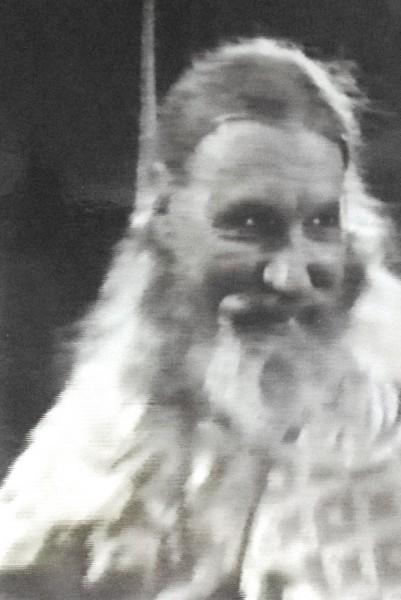 Схиархимандрит Виталий (Сидоренко). Фото из архива схиигумении Елисаветы (Орловой)