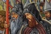 Церковь чтит память преподобных святых воинов Александра Пересвета и Андрея Осляби