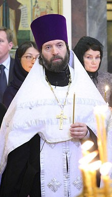 Протоиерей Николай Чернышёв