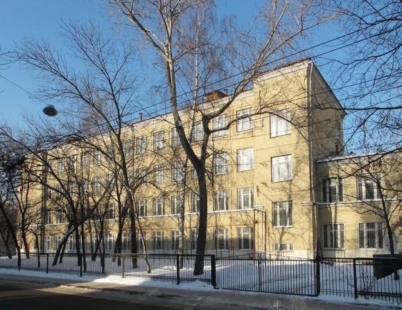 Здание Классической гимназии при Греко-латинском кабинете