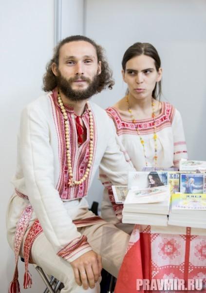 Рядом с мусульманами  и кришнаитами приютились славянские-язычники