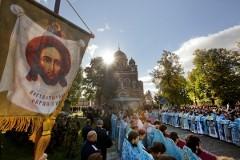 Молитва на Бородинском поле +ФОТО