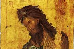Иоанн Предтеча и откровение монашества