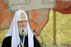 Патриарх Кирилл: Русская история требует защиты!