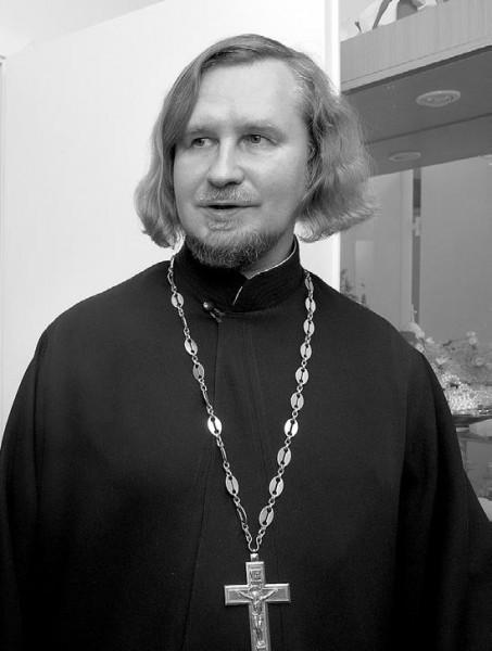 Протоиерей Дмитрий Галкин