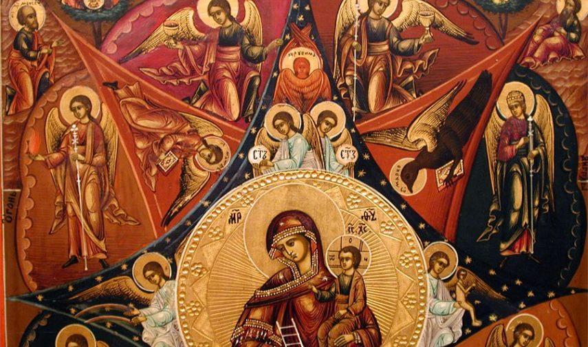 Икона Неопалимая купина: история возникновения