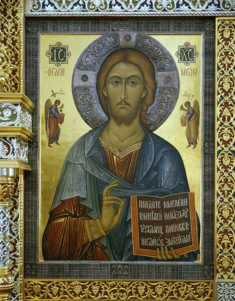 Христос Елеймон