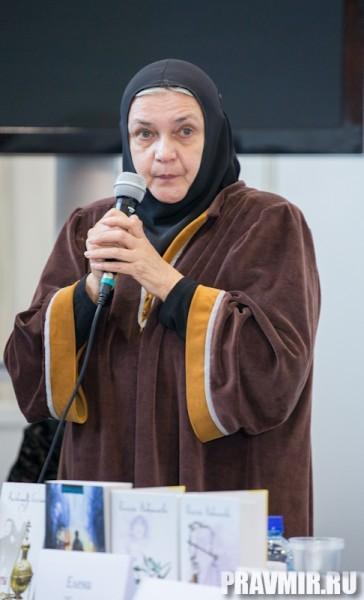Инокиня Ольга (Гобзева) рассуждала о справедливости высказывания» Какова женщина, такова и культура»,