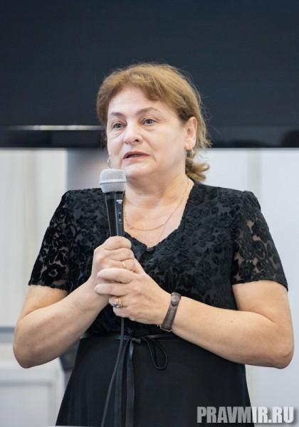 Доктор и писатель Татьяна Шипошина говорила о детях, о проблемах детской медицины и о том, как мало многодетных русских семей.