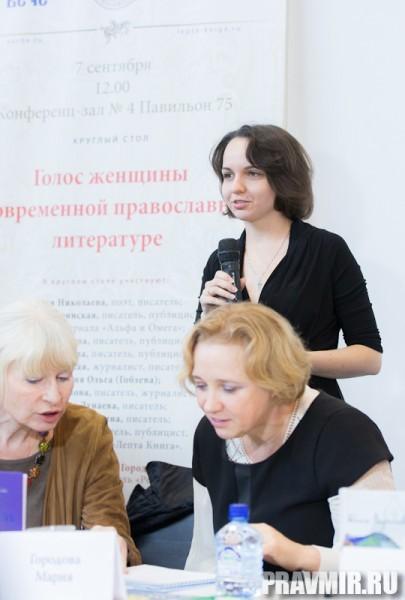 Главный редактор портала «Матроны.ру» Лика Сиделева