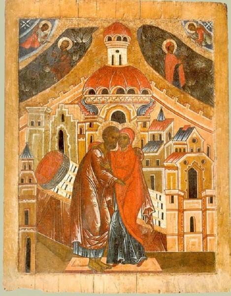 Зачатие Пресвятой Богородицы
