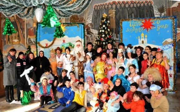 После событий рядом с Бесланом был построен медицинский Центр, крупнейший на Кавказе, а в Аланском  женском монастыре построили реабилитационный центр для жертв трагедии. Сегодня туда приезжают дети, выжившие в теракте, их родители, а также участники последней грузино-осетинской войны.