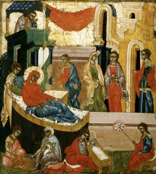 Рождество Пресвятой Богородицы. Тверь