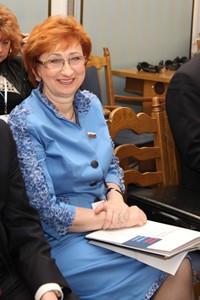 Лариса Пономарева
