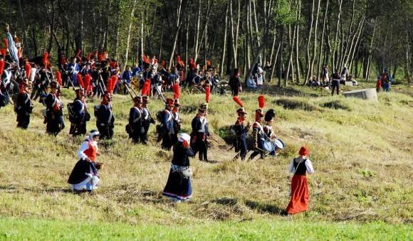 Марш французских пехотинцев