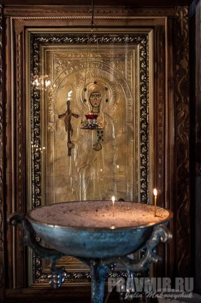 Святая равноапостольная Нино. Собор Бодбийского монастыря