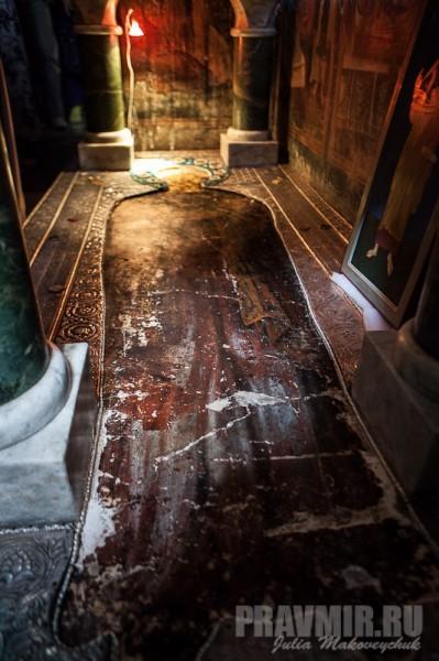 Гроб святой Нино