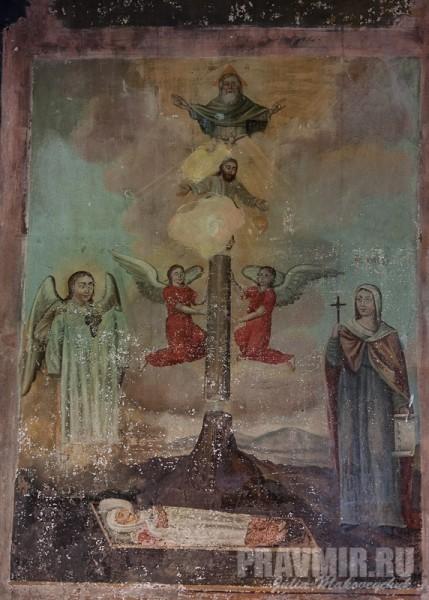 Фреска «Столб животворящий (Светицховели)»