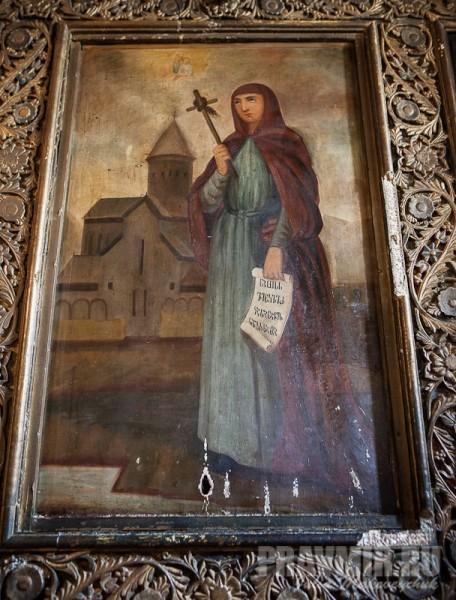 Икона святой Нино
