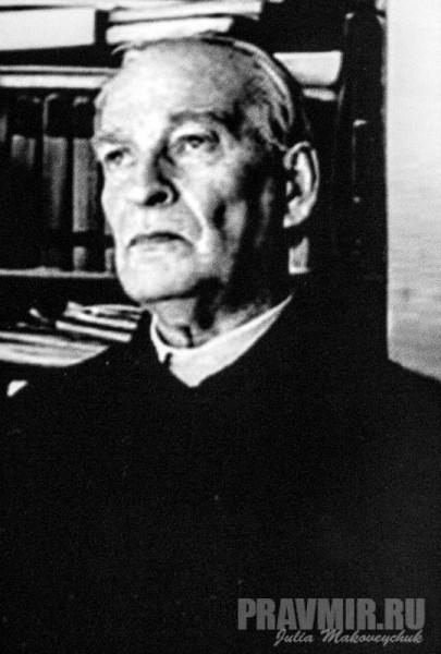 Священник Николай Пульхритудов