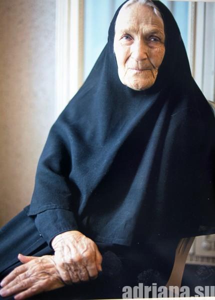 Монахиня Адриана (Малышева)