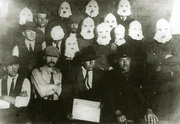 Члены Коминтерна, прибывшие в Россию на конгресс 1920 года (Фото: РГАКФД/Росинформ).