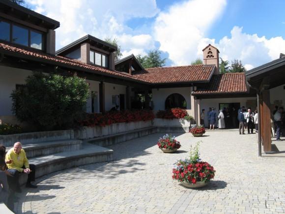 Монастырь Бозе (Италия) Фото: mospat.ru