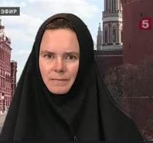 Инокиня Ксения (Чернега): Необходимо ввести уголовную ответственность за оскорбление религиозных чувств