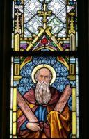 Неопалимая купина. Моисей