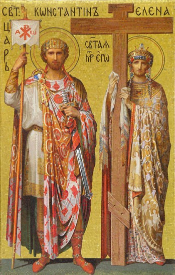икона воздвижение креста господня значение