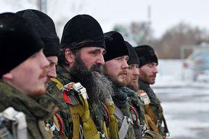 """""""Десантные батюшки"""" крестили 60 военных и причастили около 2000 за две недели"""
