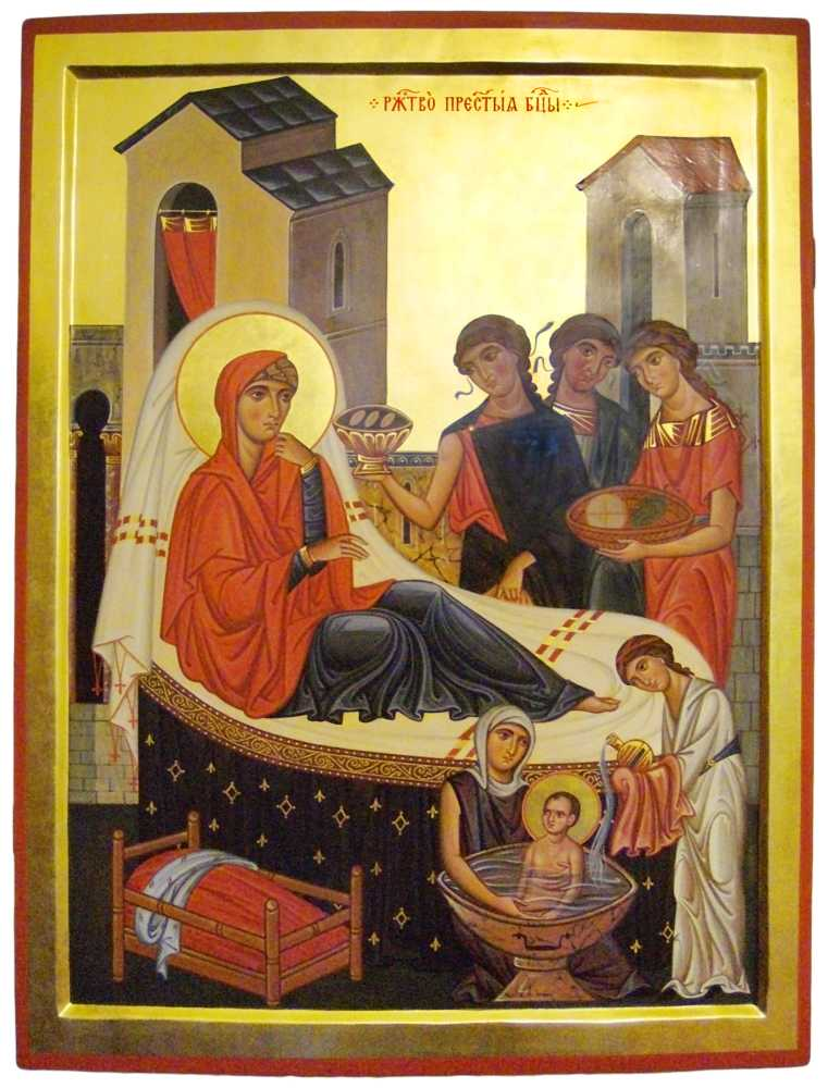 Рождество Пресвятой Богородицы - Храмы России