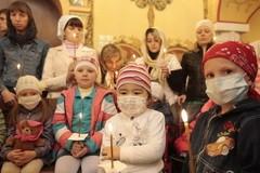Храм в больнице детской гематологии: вера, надежда и болезнь (ФОТО+ ВИДЕО)