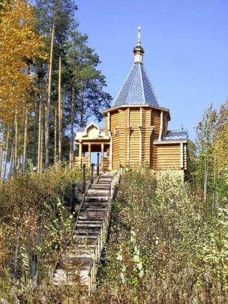 Храм св. Феодора Тобольского