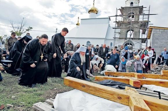 Фото Анны Усмановой, пресс-служба Челябинской епархии