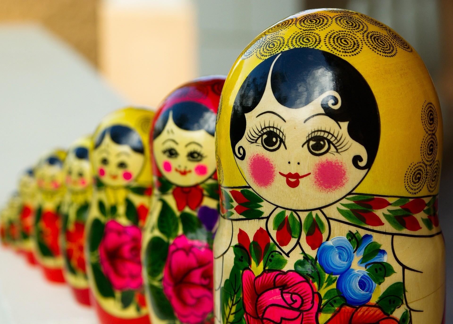 matryoshka 970943 1920 - Народный промысел матрешка история