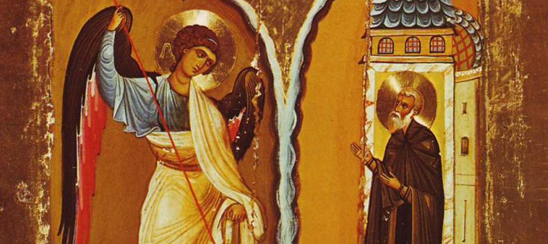 Чудо святого Архистратига Михаила в Хонех