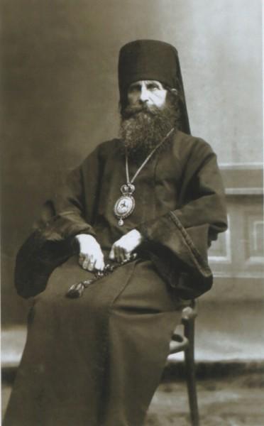 Епископ Вениамин (Воскресенский). Источник: fond.ru