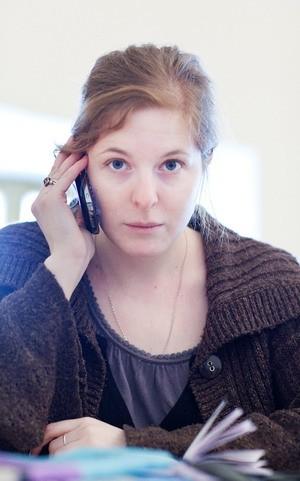 Анна Сонькина. Фото Анны Гальпериной