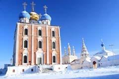 Рязанский кремль и барыги