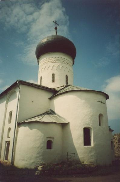 Собор Рождества Богородицы Снетогорского монастыря. 1311 г.