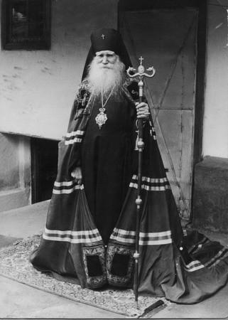 Митрополит Николай (Могилевский). Фото: pravoslavie.ru